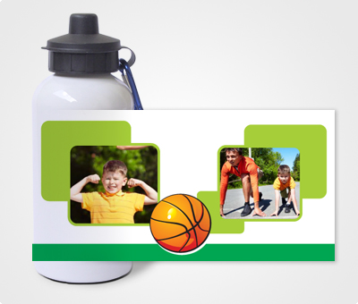 Online Water Bottles printing Sports
