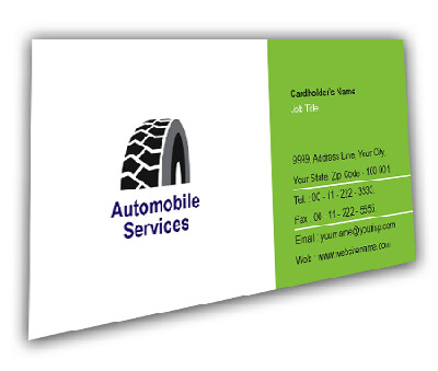 Online Business Card printing Wheel Alignment