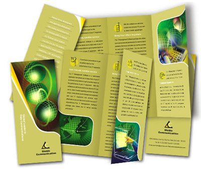Brochure printing Online Communication Services