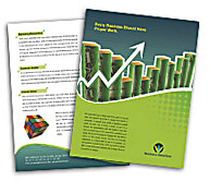 Online Brochure printing Business Finance Solution
