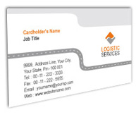 Online Business Card printing Express Logistic