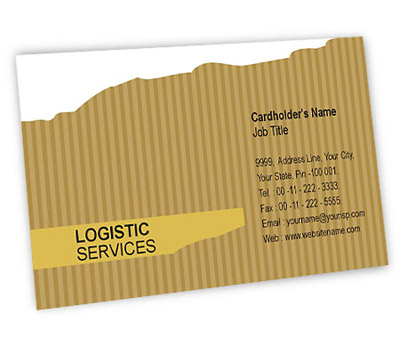 Online Business Card printing Logistics Solutions