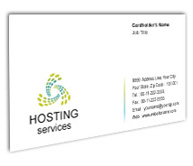 Online Business Card printing Hosting Provider