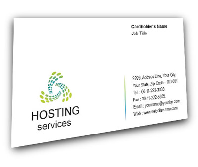 Online Business Card printing Hosting Provider