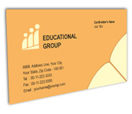 Online Business Card printing Educational Activities