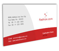 Online Business Card printing Womens Fashion Club
