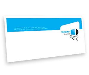 Envelope printing Computer Shop
