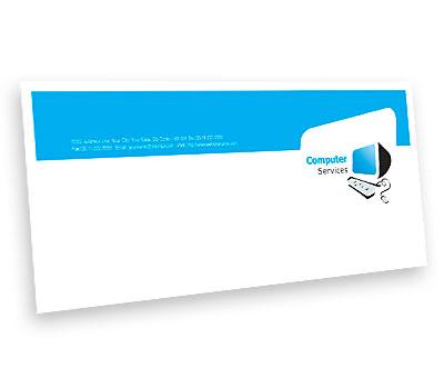 Online Envelope printing Computer Shop
