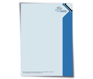 Letterhead printing Host Service