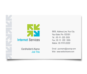 Business Card printing Local Internet Services