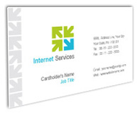 Online Business Card printing Local Internet Services