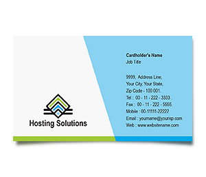 Business Card printing Internet Network Company