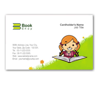 Online Business Card printing Book Shop