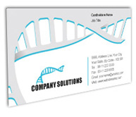 Online Business Card printing Research Medical