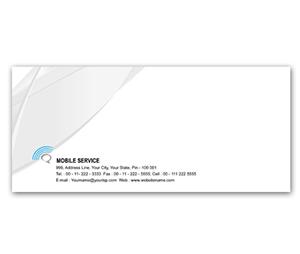Envelope printing Mobile Shop