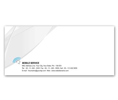 Online Envelope printing Mobile Shop