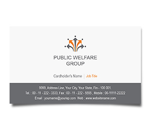Business Card printing Placement Council