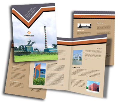 Brochure printing Industrial Factory