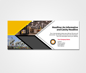 Exhibition Banners printing Construction Company