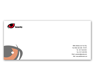 Envelope printing Security Systems