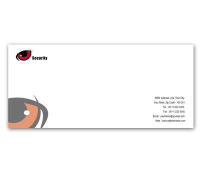 Online Envelope printing Security Systems