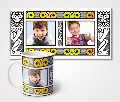 Online Mugs printing Children Pictures