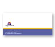 Envelope printing Cargo Services