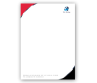 Online Letterhead printing Web Hosting Services