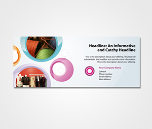 Exhibition Banners printing Textile Industry