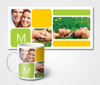 Online Mugs printing Happy Family Photos