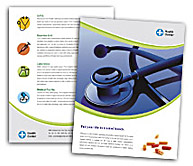 Online Brochure printing Health Centers