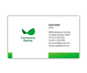 Business Card printing Local Agriculture