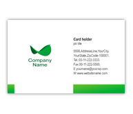 Online Business Card printing Local Agriculture