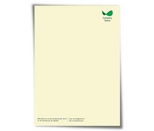 Letterhead printing Local Agriculture