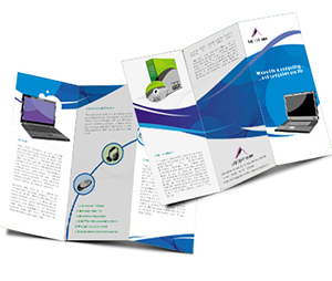 Brochure printing Laptop House
