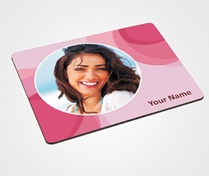 Mouse Pads printing People Images