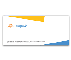 Envelope printing Management Institute