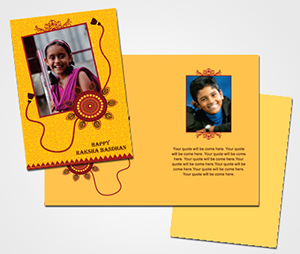 Greeting Card printing For Sister