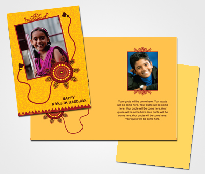 Online Greeting Card printing For Sister