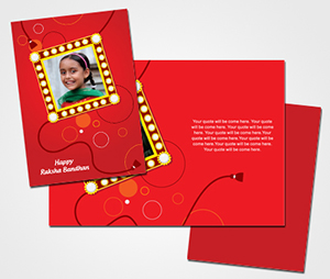 Greeting Card printing For Rakshabandhan Occasion