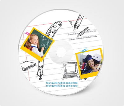 Online CD / DVD Stickers printing Stationary Dealers