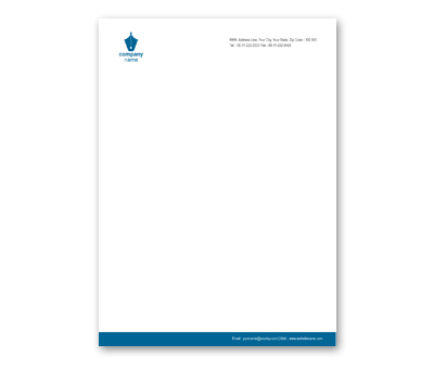 Online Letterhead printing Stationary Business