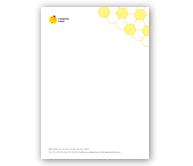 Online Letterhead printing Electrical Shop