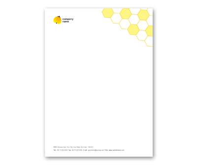 Online Letterhead printing Electrical Shop