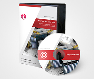 CD / DVD Covers printing Construction Business