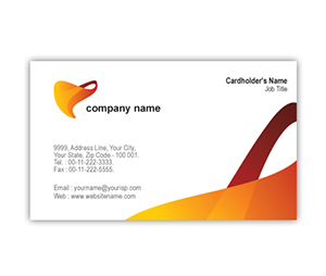 Business Card printing Elastic Company