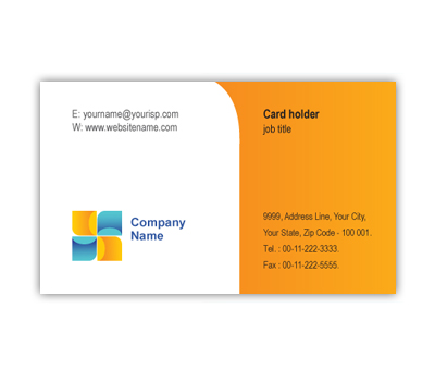 Online Business Card printing Consultancy Services