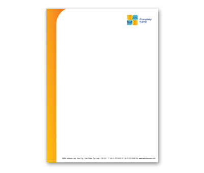 Online Letterhead printing Consultancy Services