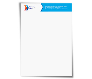 Letterhead printing Consultancy Services