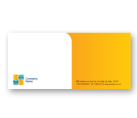 Envelope printing Air Travel Company